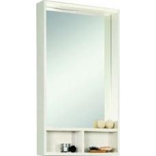"Зеркало-шкаф ""Йорк 60"" Белый/Выбеленное д ..."