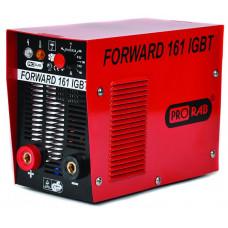 Аппарат сварочный (инвертор) FORWARD 161 IGBT ProraB, 6.4кВа, 10-160А, 1.6-3.2 мм, кейс/уп.1шт/ 1404