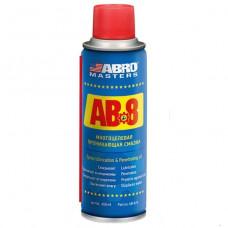 Смазка-спрей многоцелевая проникающая (450мл) ABRO  ...