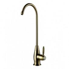 Кран для питьевой воды LEMARK LM4840B бронза