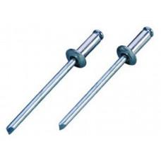 Заклепки PROFIX алюминиевые, 6,4x18мм, 200шт, STAYE ...
