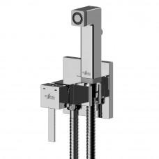 Смеситель одноручный (25мм) с гигиеническим душем, хром Х25-53