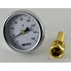 Термометр биметаллический ТБП63/50/Т-(0-200)С