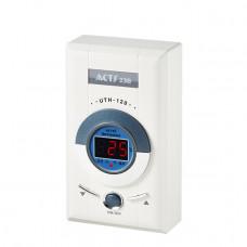 Терморегулятор, накладной, электронный UTH-120 (4KW ...