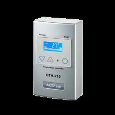 Терморегулятор, накладной, сенсорный UTH-210 (4KW)  ...