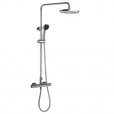 Смеситель для ванны LEMARK  LM7860C термостатически ...