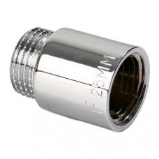 Удлиннительная гайка 3/4 25 мм хром SL ...