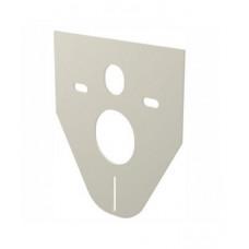 Звукоизоляционная плита для подвесного унитаза/биде ...