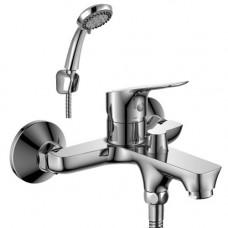 RS29-31 Смеситель одноручный (35мм)  для ванны с ко ...