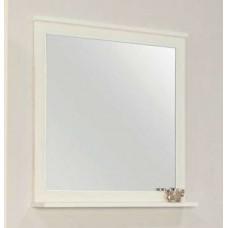 "Зеркало ""Леон"" 80 дуб белый"