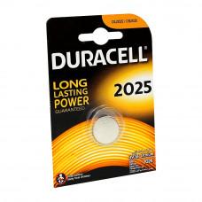 Батарея DURACELL CR2025 (10/100)