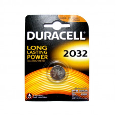 Батарея DURACELL CR2032 (10/100)