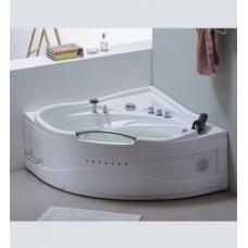 Гидромассажная ванна угловая GF-812    1300x1300x660 мм