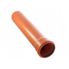 Труба НПВХ D 160 L 3000 SN 4   1/28