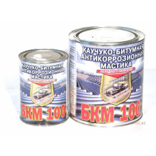 Мастика Каучуко-Битумная КМ-100 2Л