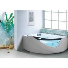 Гидромассажная ванна угловая GF-004   1680x1480x700 мм