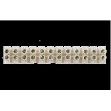 Колодка КЗВ 30-12 30А 6-16мм 12пар ASD