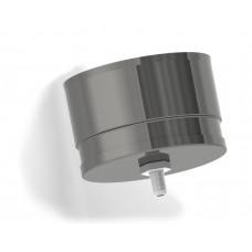 Конденсатоотвод TMF ф120, 0,5мм, нерж.