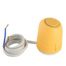VT.TE3042 Электротермический аналоговый сервопривод, норм. ЗАКР. питание 220 В