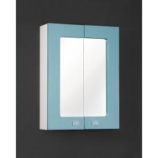 Зеркало-шкаф Акварель 60 бел