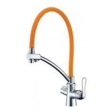 """Смеситель для кухни LEMARK LM3070C-Orange""""Комф ..."""
