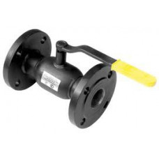 Кран шаровый 11с32п Ру-40 Ду-50 фл-фл регулировочный