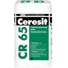 Ceresit CR  65  Гидроизоляционная масса (25кг)