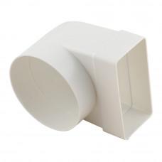 Соеденительное колено (110*55)521Р-100мм
