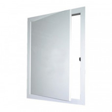 Дверца металлическая ДМР 150*150 (DMR 150*150)