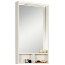"Зеркало-шкаф ""Йорк 50"" Белый/Выбеленное д ..."