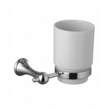 Аксессуары для ванной, стакан керамический д/зубн щ ...