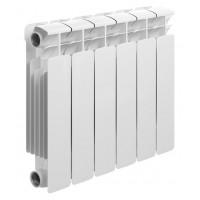 Радиатор биметаллический AQS (4 секций)