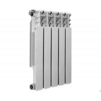 Радиатор биметаллический AQS (8 секций)