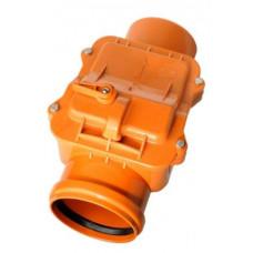 Обратный клапан 110 мм