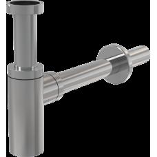 Дизайн сифон для умывальника, d 32 мм, круглый, цел ...