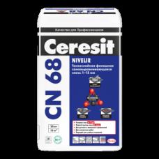 Ceresit CN  68  Самовыравнивающаяся смесь (1-15мм)  ...
