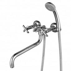 """Смеситель для ванны LEMARK LM7551C """"Практика&q ..."""