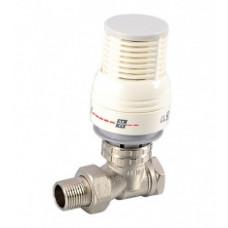 Клапан для радиатора с термоголовкой прямой, Lavita ...