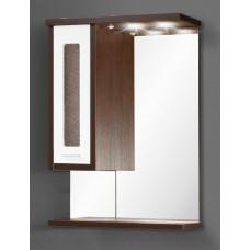 зеркало Классик 65 л. венге/белый